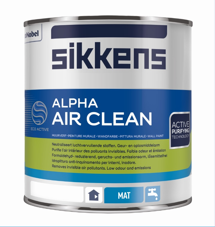 ALPHA AIR CLEAN