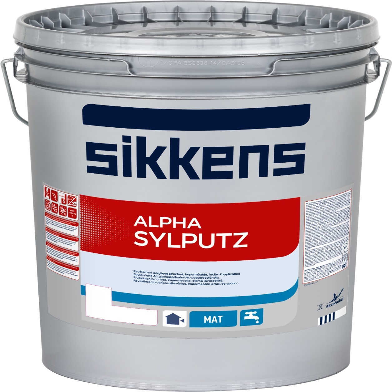 ALPHA SYLPUTZ 1.5MM
