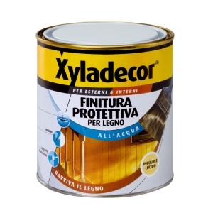 XYLADECOR FINITURA PROTETTIVA PER LEGNO ALL'ACQUA
